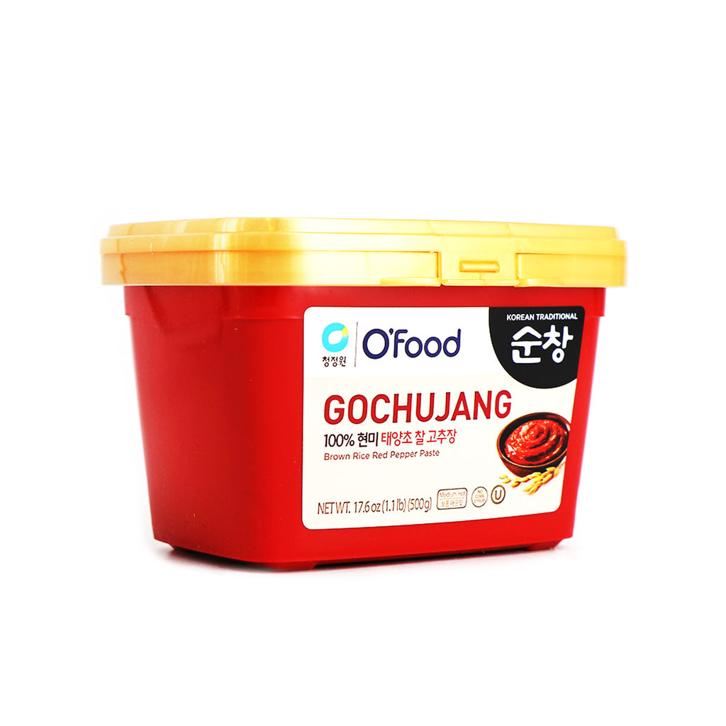 CHUNGJUNGONE Gochujang Brown Rice Red Pepper Paste 17.6oz(500g)
