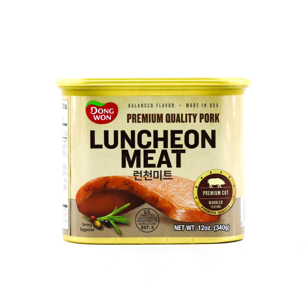 DONGWONG Premium Quality Luncheon Meat 12oz (340g)
