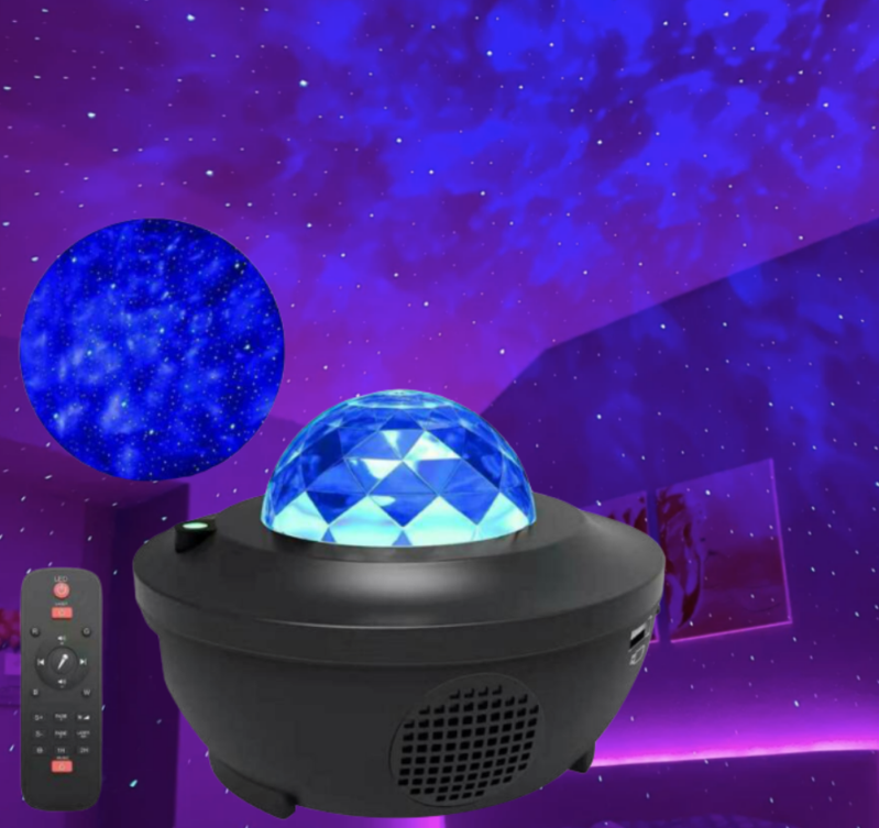 Dreamy Galaxy Projector