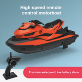 Electric RC Mini Jet Ski Toy