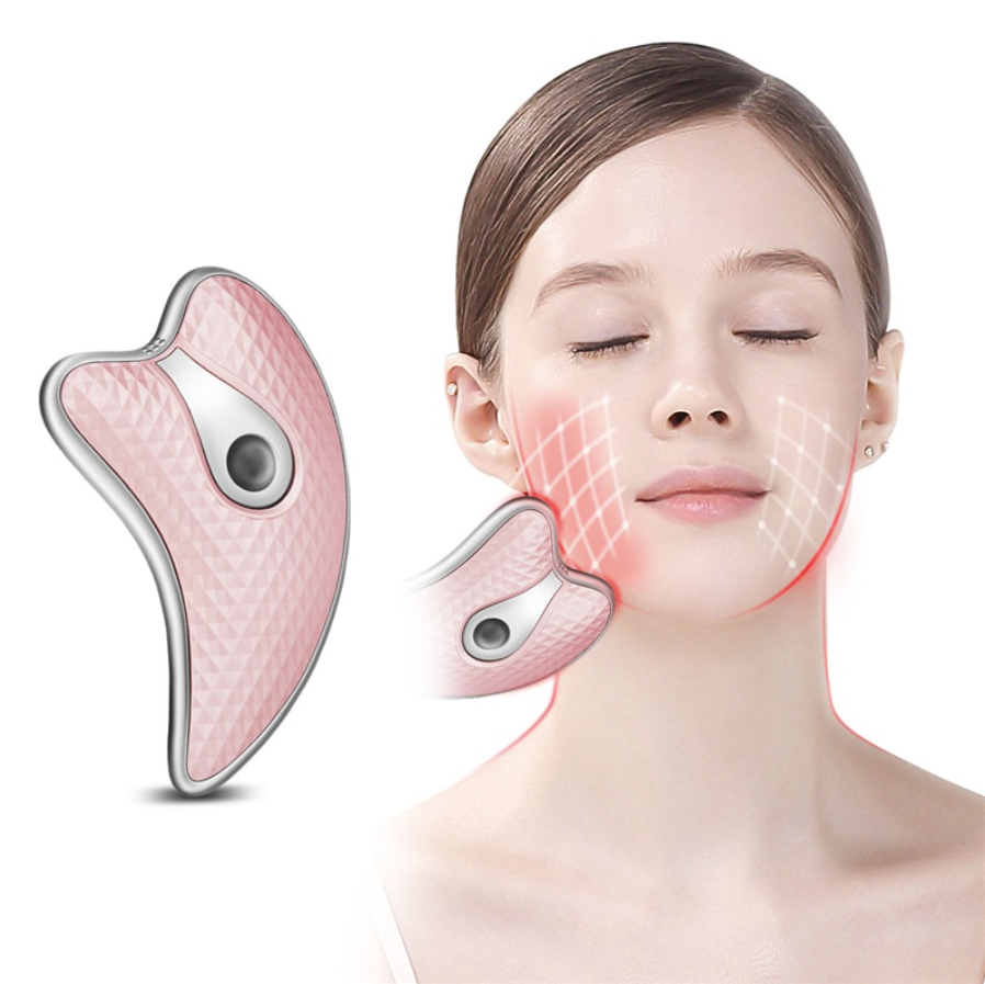 Scraping Facial Gua Sha Massager