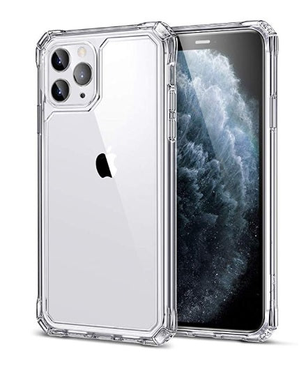 iPhone 11, 11 Pro and 11 Pro Max Clarity Cases