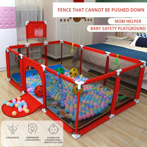 Baby Indoor Playground with Fence