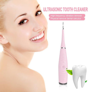 Denta Ultrasonic™ Tooth Cleaner
