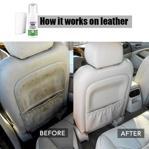 Magical Leather Seat Interior Cleaner
