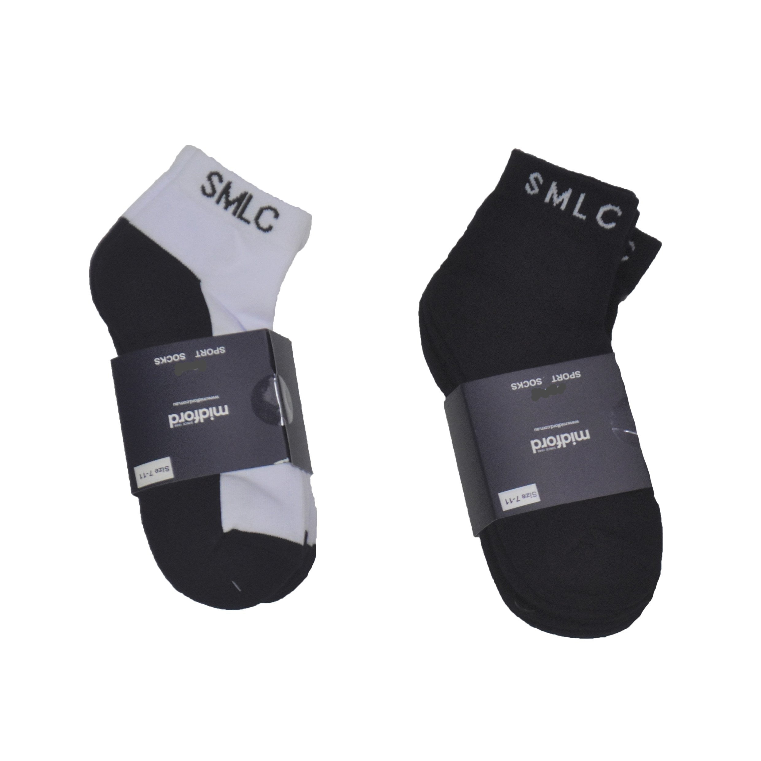 SMLC Ankle Socks (Short)