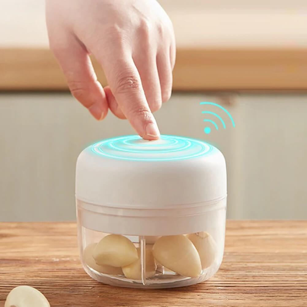 Portable Electric Food Processor