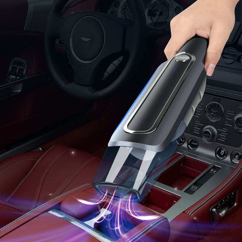 Wireless Portable Car Vacuum Cleaner