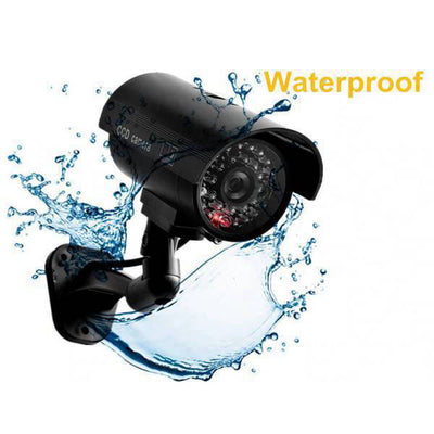 camera de surveillance exterieur factice waterproof