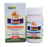 Koral Carrapatos e Pulgas - 60ml