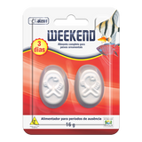 Bloco Alimentador Alcon Weekend - 16g