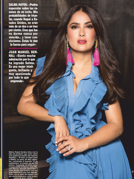 Hola Magazine September Edition