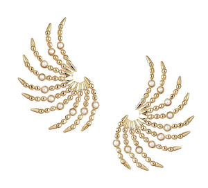 Erizo Earrings