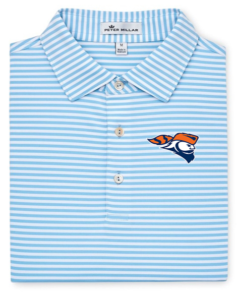 Peter Millar Competition Stripe Self Collar