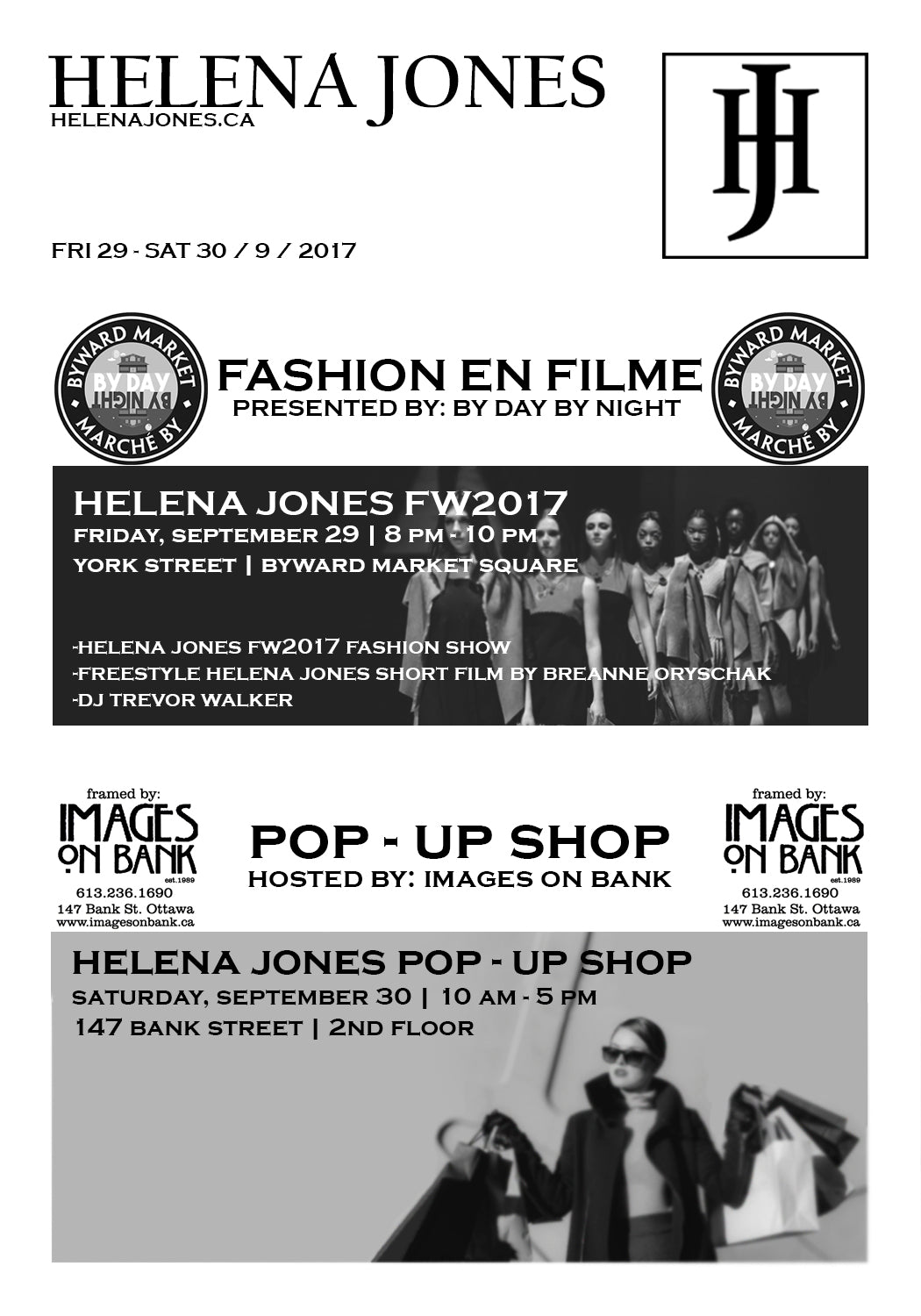Fashion En Filme | Pop-Up Shop