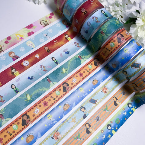 Princess Washi Bundle