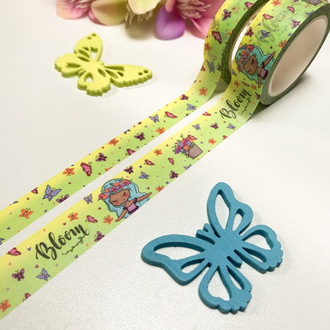 Bloom Washi Tape