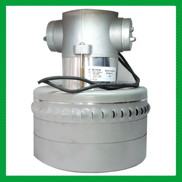 Suction Motor Lamb Ametek 36V