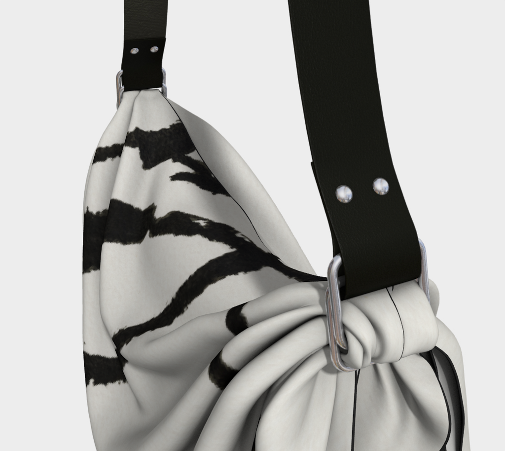 Butterfly Tote - Cleo in Black