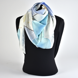 Square Scarf - Sea Glass