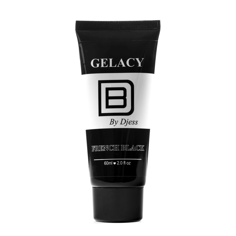 Gelacy Acrylgel (Poly Gel) French Black 60ml