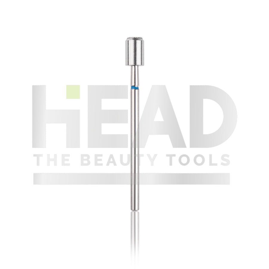 Diamond Bit - Cylinder Top Grit - Blue 5,0mm (Pedicure Diabetic)
