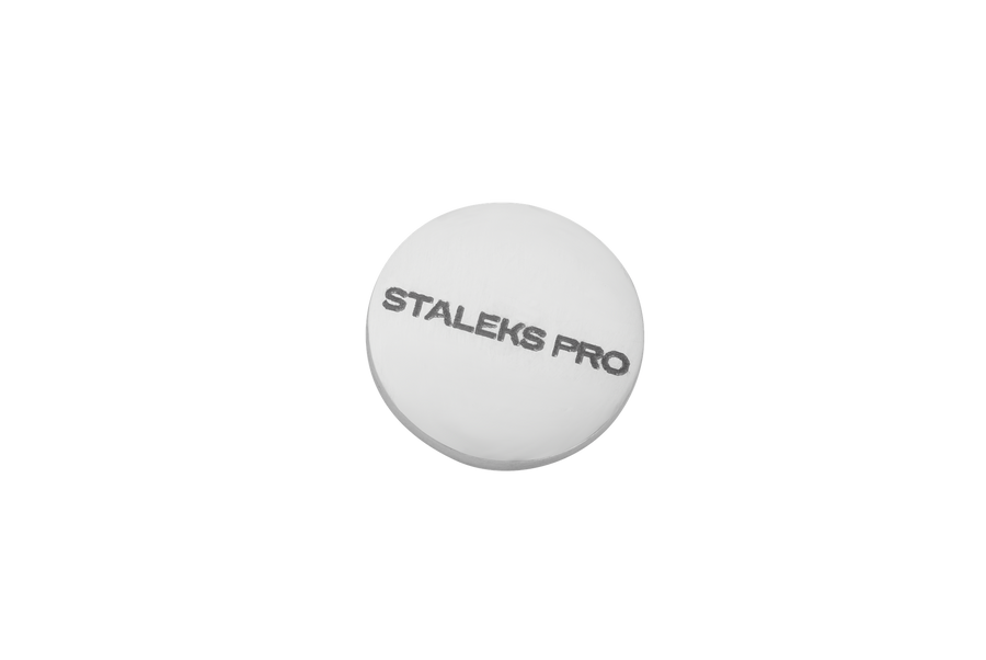Staleks Expert Pododisc Metal Base - XS 10mm -