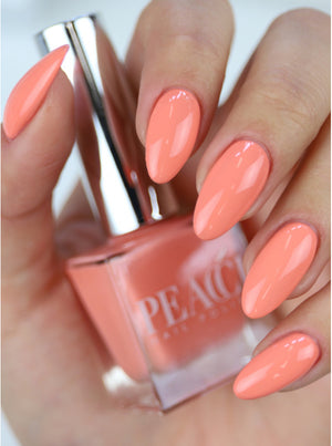 Peacci Nagellak Apricot 10ml