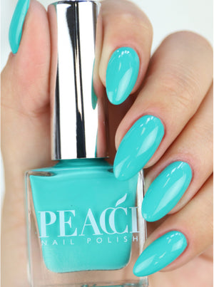 Peacci Nagellak Blue Lagoon 10ml