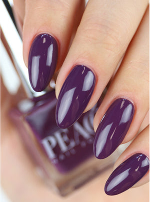 Peacci Nagellak Boysenberry 10ml
