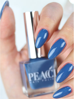 Peacci Nagellak Cambridge Blue  10ml
