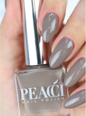 Peacci Nagellak Earthgrey 10ml