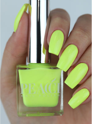 Peacci Nagellak Lemonade 10ml