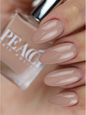 Peacci Nagellak Naked 10ml