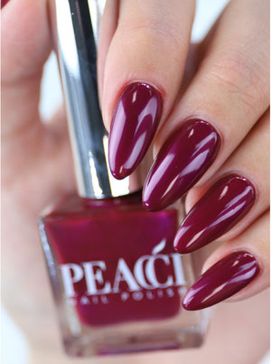 Peacci Nagellak Plum 10ml
