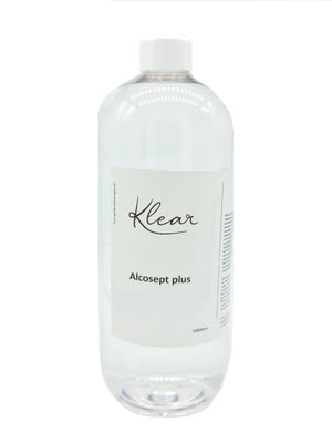 Klear Alcosept Plus 80%  1000 ml