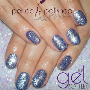 The GelBottle Gellak Diamonds D05 Blue 20ml