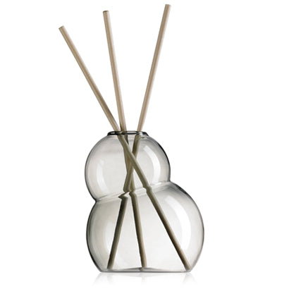 Pre-Scented Reed Diffuser - Bubble Grey set