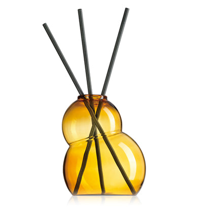 Pre-Scented Reed Diffuser - Bubble Amber set