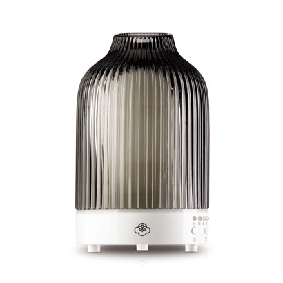 Gray Fountain Ultrasonic Aroma Diffuser - 90mm