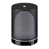 Black Asterism Ultrasonic Aroma Diffuser - 125mm