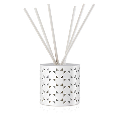 Pre-Scented Reed Diffuser - Circus White
