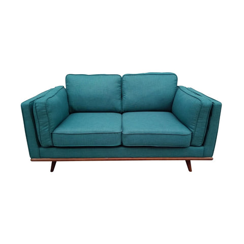 York Sofa 2 Seater Teal