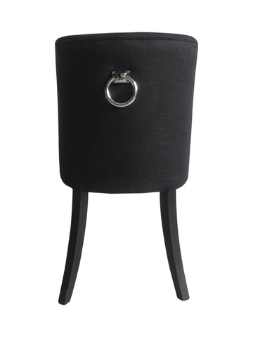 Cordelia Dining Chair Black