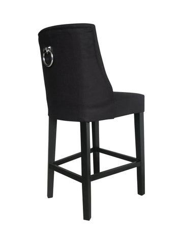 Cordelia Barstool in Black