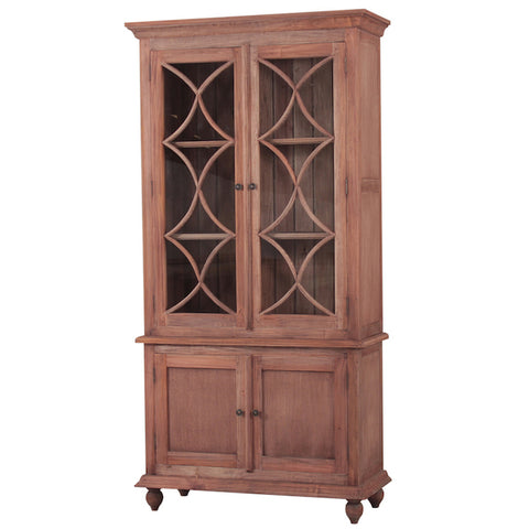 Country Cottage Display Cabinet