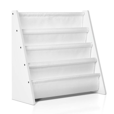 Kids Bookshelf - White