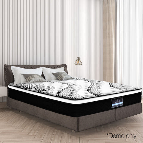 Queen Euro Top Mattress 31cm