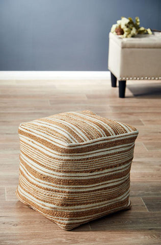 Innoko Home 505 Natural Ottoman