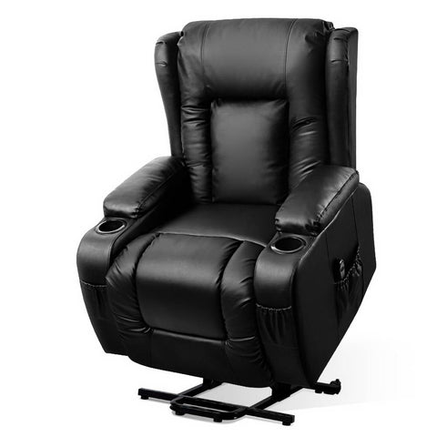 Electric Leather Recliner Massage Chair